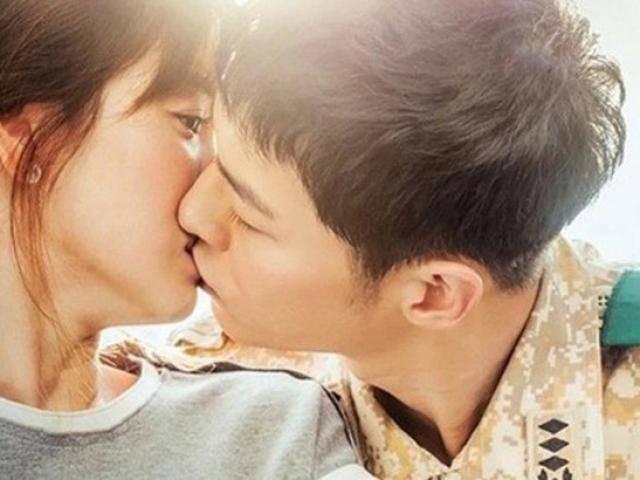 Mơ thấy hôn